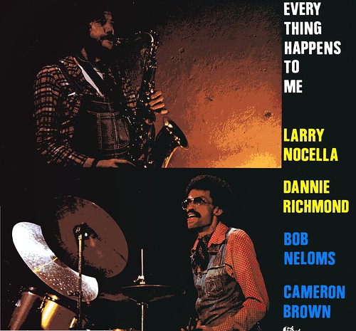 larry nocella - everything happens to me