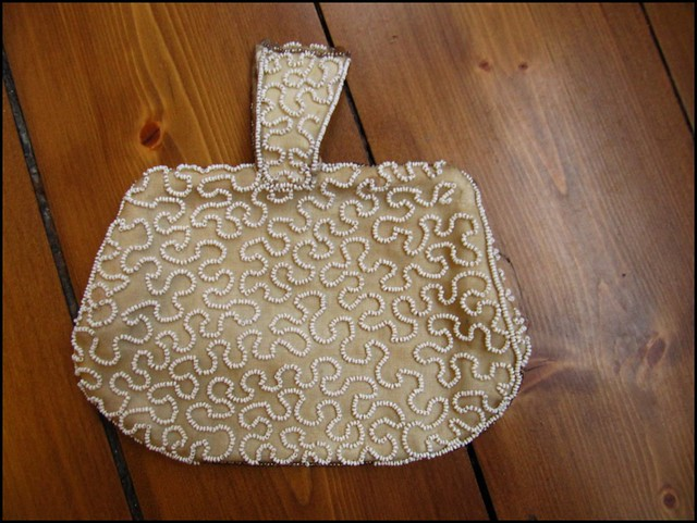 1930s beaded bag