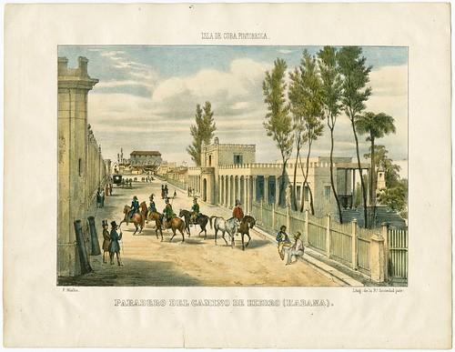 Paradero del Camino de Hierro (Habana).