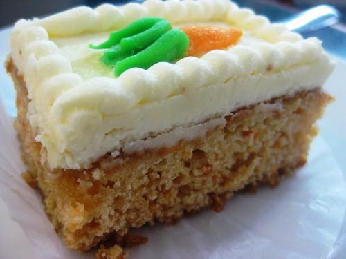 Carrot Cake at Sans Rival Dumaguete
