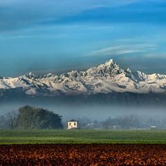 Monviso (rinogas) Tags: winter italy snow alps nikon piemonte cuneo alpi monviso 3841 idream alpicozie monteviso absolutegoldenmasterpiece rinogas fleursetpaysages llitedespaysages