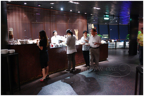 360-degree Cafe at Macau Tower