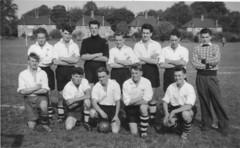 YMCA Stamford Soccer Team 1953