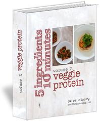3D cover 7 veggie protein