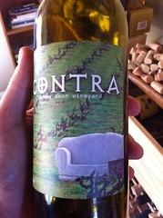 2009 Bonny Doon Vineyards Contra
