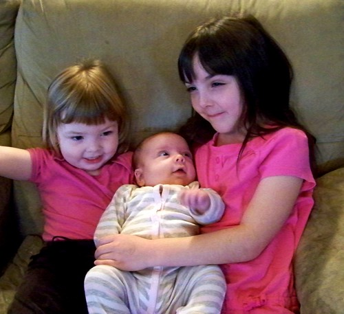 My girls on Thanksgiving 2010 (2)