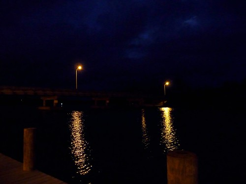 Lights on Blackwater