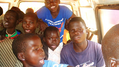 Children Worshiping God in the Van (dreamofachild) Tags: poverty poor orphan orphanage uganda humanitarian eastafrica pader ugandan northernuganda kitgum humanitarianaid aidsorphans waraffected childcharity lminews