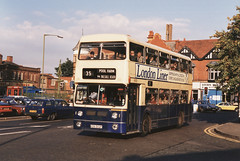 WMPTE 6302 (What was that all about) Tags: daimler leyland fleetline wmpte