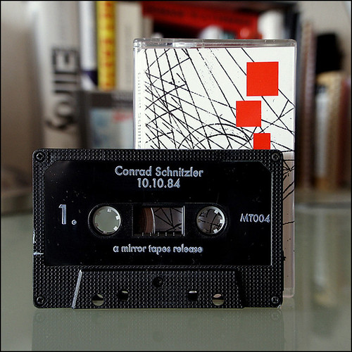 conrad schnitzler 10.10.84 (tape) by japanese forms
