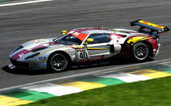 Ford GT GT1 (gaudelio26) Tags: red brazil ford brasil silver team racing marc paulo gt sao so v8 itaipava interlagos gt3 vds gt1 gtbr marcvds gtbr3