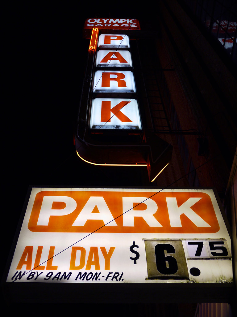park all day $6.75