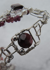 Lace and Blood Clasp