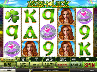 Irish Luck slot game online review