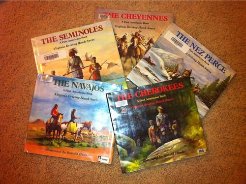 Native American Book Series