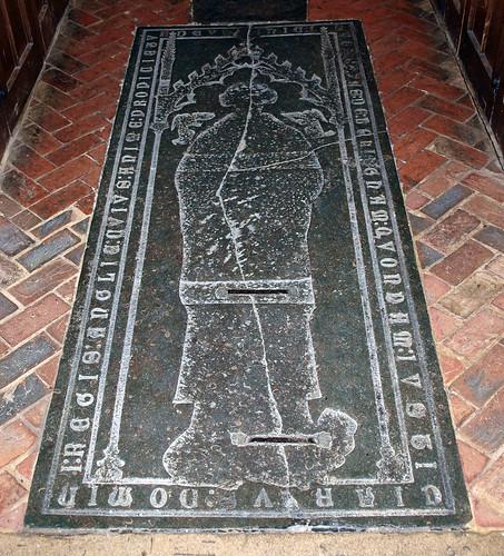 Elias de Bekingham c1310
