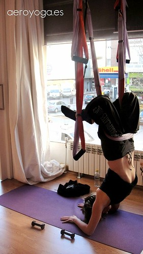 Yoga Swing (Anti Gravity Yoga) Madrid