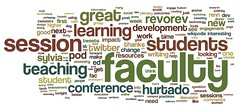 Conference Wordle
