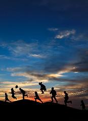 """FAV+270 """"الصورة الفائزة لشهر فبــــــراير2011 """"حلم الطفولة"""