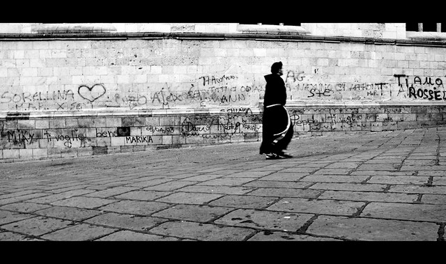 Santa Chiara - Napoli (con Frate)