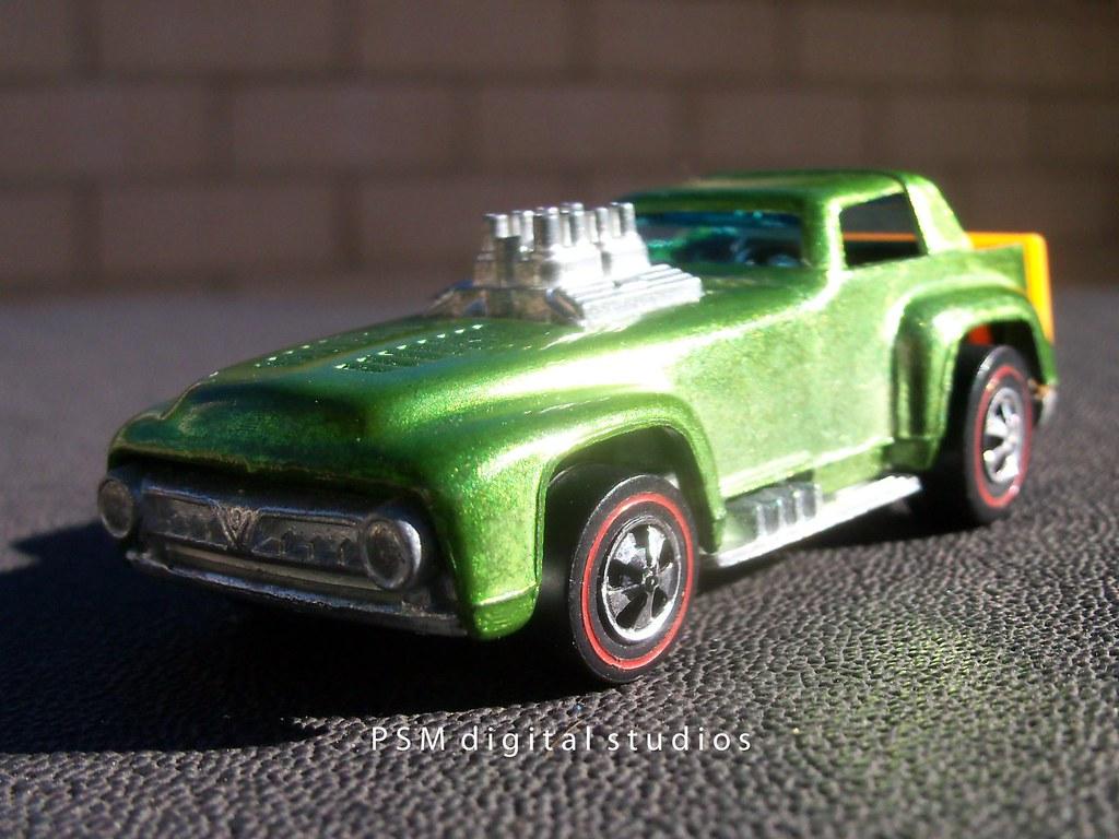 "1970 Mattel Hot Wheels Redline ""Short Order"""
