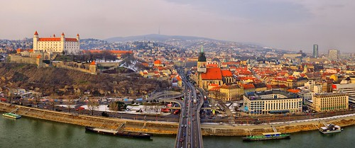 Nómadas - Bratislava, capital con vistas - 09/03/14