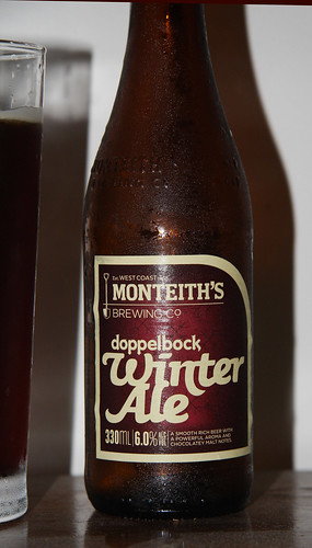 Monteiths Winter Ale