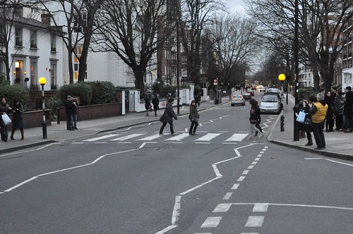Le cirque d'Abbey Road