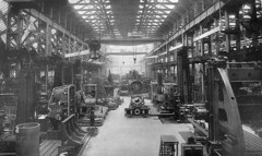 Linthouse - Heavy Machine Shop (Scottish Maritime Museum - SMM) Tags: building history museum scotland clyde boat sailing ship paddle scottish commons vessel steam maritime sail steamer cruiser turbine irvine smm ayrshire scottishmaritimemuseum linthouse ayrshirecoast 8qe ka12 scotmaritime