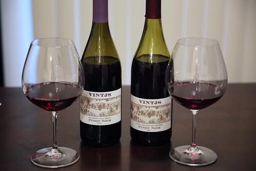 Trader Joes Pinot Noirs