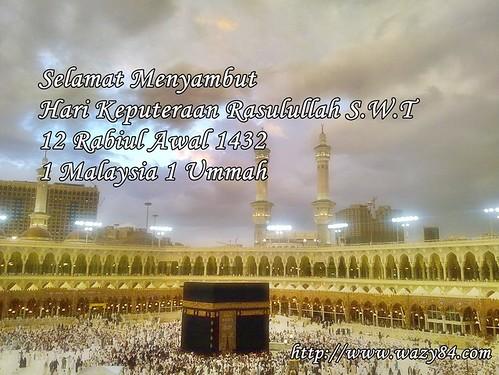 Salam Maulidur Rasul 2011