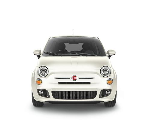 New 2012 Fiat 500 in Bianco