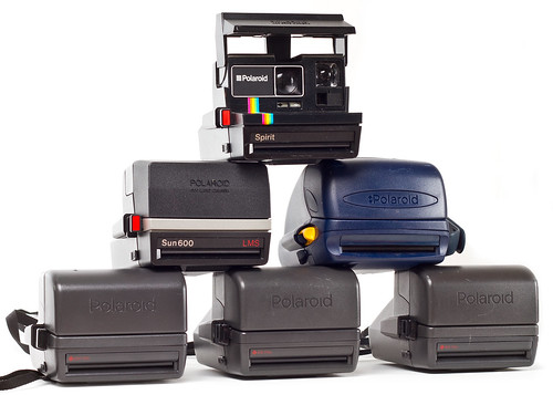 Polaroid 600s