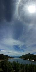 Sun over Carlton Lake (krchr99) Tags: lolopeak carltonlake sunbow solarhalo