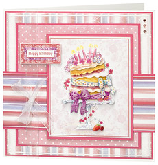 Craft Creations - Charlotte188 (Craft Creations Ltd) Tags: birthdaycake pink birthday birthdaycard craftcreations handmade cardmaking cards craft papercraft cardmakingideas greetingcardmaking