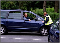 Dangerous dickhead driver! (* RICHARD M (Over 6 million views)) Tags: roadrage street candid action dangeousdriver dangerousdriving dickhead madman southporthalfmarathon2017 agression idiot hivizjacket highvisibilityclothing racesteward racemarshal southport sefton merseyside thedecisivemoment loony lunatic boyracer thug lout nomark fool confrontation aggression arguement knobhead crazy crackpot selfishness selfishdriver inconsideratedriver lunaticdriver cars vehicles yob yobbo dangerousdriver beyondbelief w548lgr
