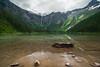 Cloudy Avalanche Lake (stochastic-light) Tags: landscape mountains lake water reflection rocks glacial cirque glacialflour rockflour montana nature summer glaciernationalpark nationalparkservice nps nikon d810 zeiss carlzeiss zf2 milvus2821 milvus21 rockies rockymountains