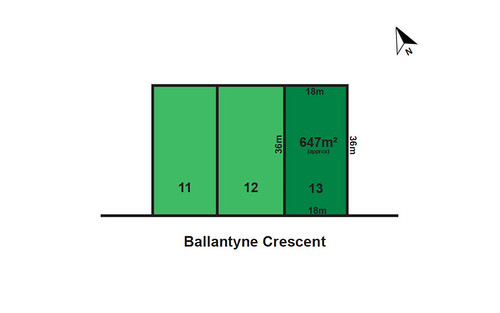 13 (Lot 28) Ballantyne Crescent, Deniliquin NSW 2710