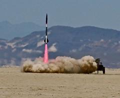 red test one google phone desert satellite nasa... (Photo: jurvetson on Flickr)