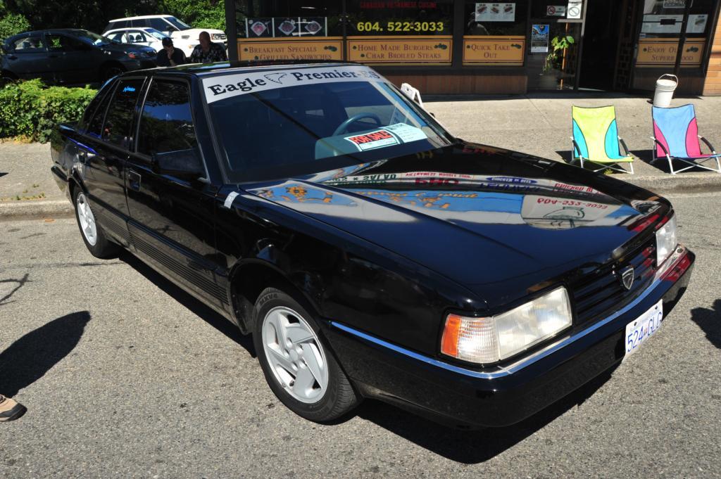 1990 Eagle Premier E/S