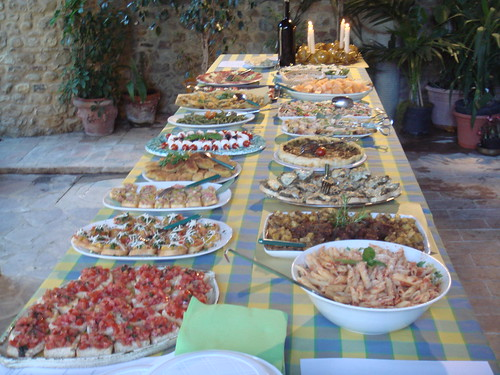 Le Torri - free welcome buffet on Saturd by letorrivacation, on Flickr