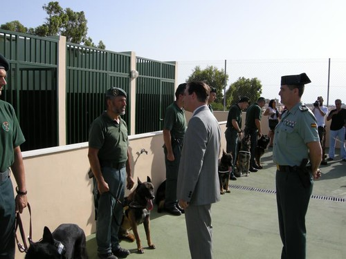 22-07-2010 INAUGURACIÓN DEPENDENCIAS SERVICIO CINOLÓGICO 006