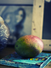 Food On Your Face : Mango (Yummy Recipe Linkies at the Bottom!)