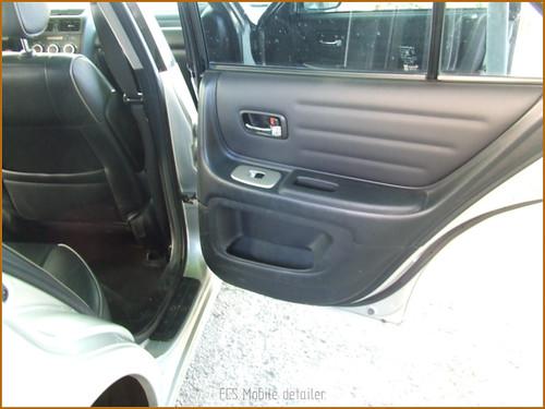 Detallado interior integral Lexus IS200-08