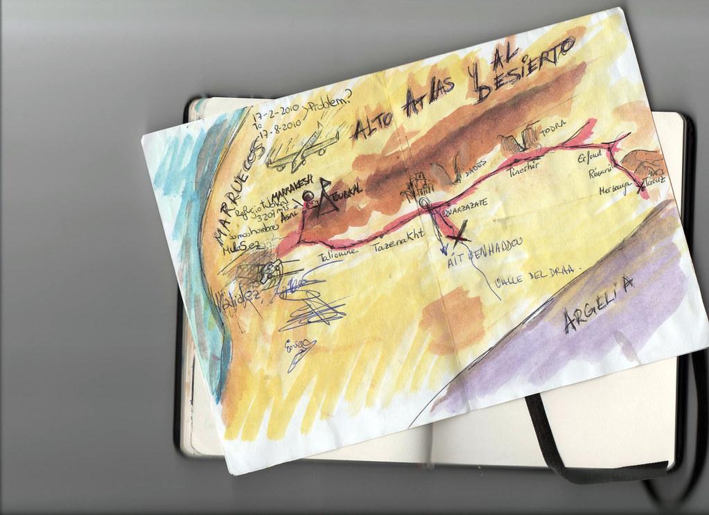 Alto Altas y al Desierto