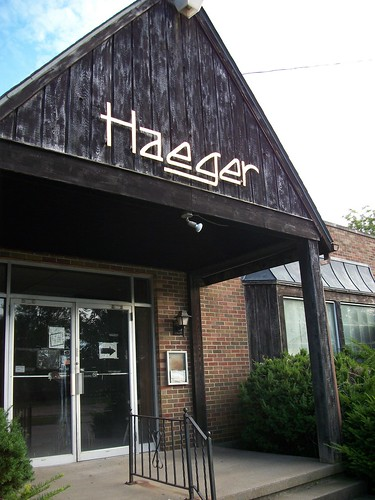 Haeger Office Entrance