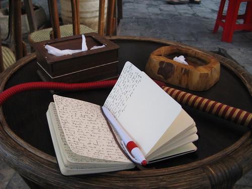 O meu diário, Damasco, Síria