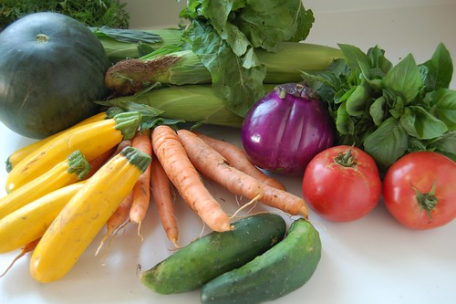 Stone Soup Farm CSA: Week 8