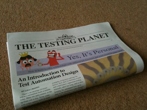 The Testing Planet - July 2010