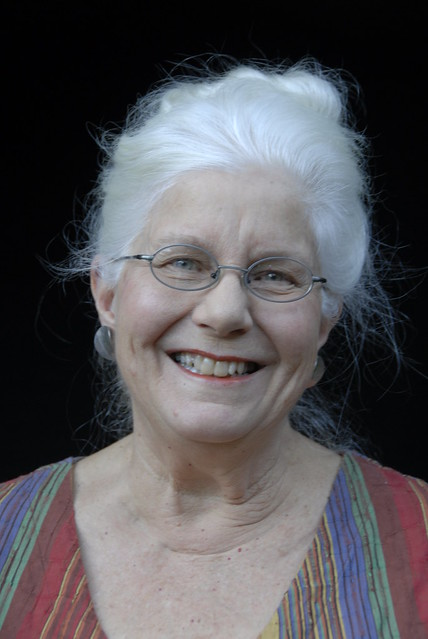 Joyce Farmer - author photo